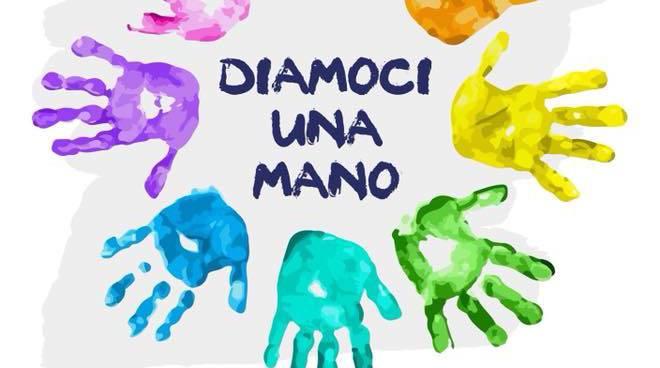 #DIAMOCIUNAMANO è il progetto del Comune di Casalecchio per sostenere le famiglie in difficoltà