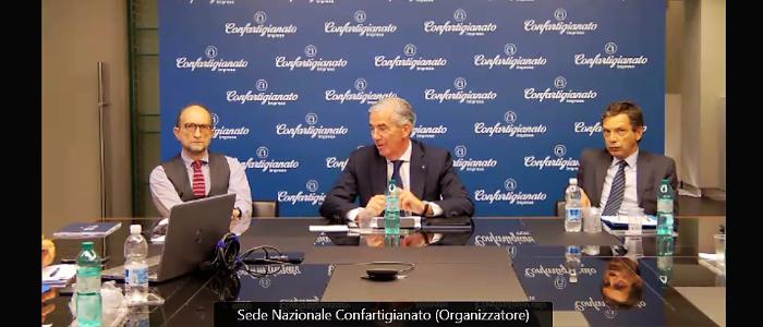 """ASSEMBLEA 2021 – Il Presidente Marco Granelli: """"Facciamo squadra al fianco delle piccole imprese che fanno grande l'Italia"""""""