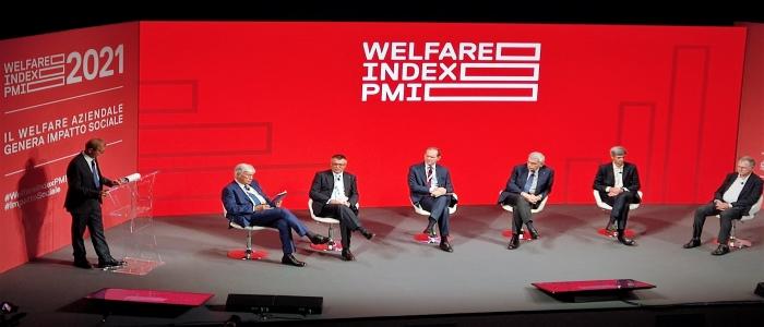 WELFARE – A Welfare Index Pmi premiati gli imprenditori di Confartigianato campioni di welfare aziendale